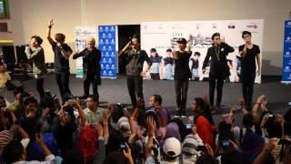 Download lagu SMASH Promo Tour [Live In Sg.Wang Plaza]