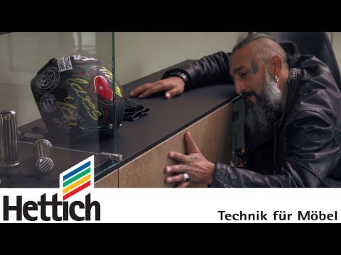 Fascin[action] - Fascinated by solutions. Feel style. Hettich