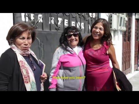 Women's right activists in Ecuador: our stories, our lives, our work