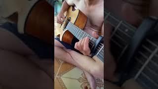 Phải lòng Con Gái Bến Tre guitar solo [Mitxi Tòng]