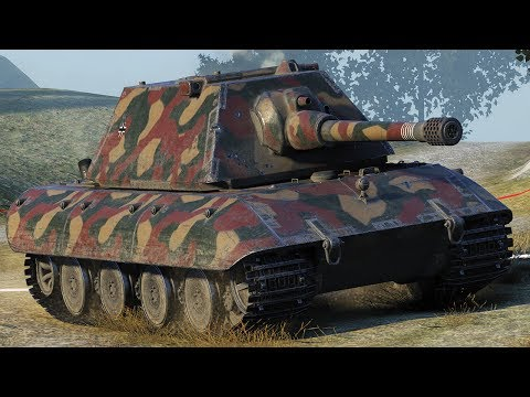World of Tanks E100 - 7 Kills 10,5K Damage