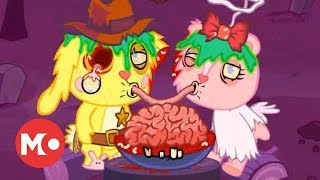 Repeat youtube video Happy Tree Friends -  Remains To Be Seen (Ep #48)