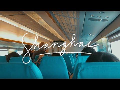 WHO CONFERENCE | SHANGHAI VLOG 2k16