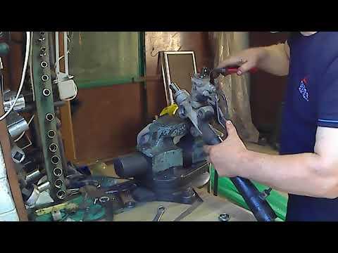 Ремонт рулевой рейки лачетти своими руками