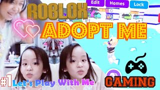 ROBLOX Gaming   How To Play ROBLOX Adopt Me