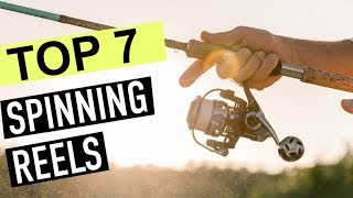 TOP 7: Best Spinning Reel 2020