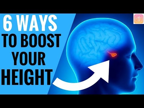 INCREASE HEIGHT - How to Increase Height Naturally