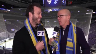 Dec. 11: Blues Gameday Live