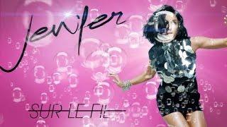 Cover Sur le fil de Jenifer