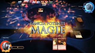 Magic 2014—Duels of the Planeswalkers Gameplay Trailer - Italian