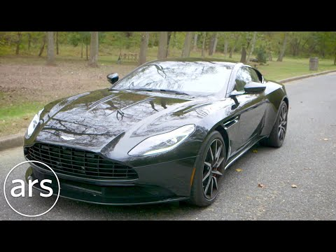 2018 Aston Martin DB11 V12 - the features and technology  | Ars Technica