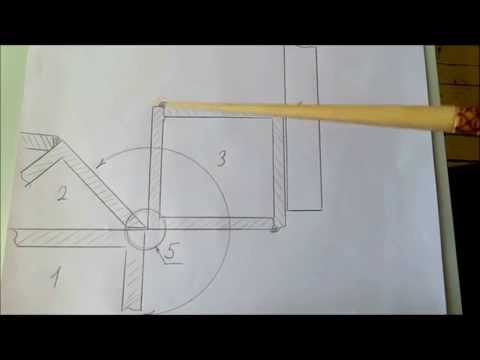 Листогиб самодельный чертежи схемы / Sheet Bending Machine Drafts Of Chart