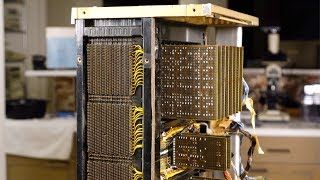 IBM 9020 Core Memory Module from the FAA Air Traffic Control System thumbnail