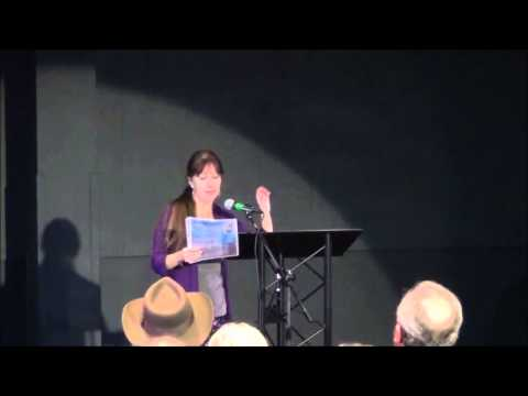 14 Janet Kvammen open mic
