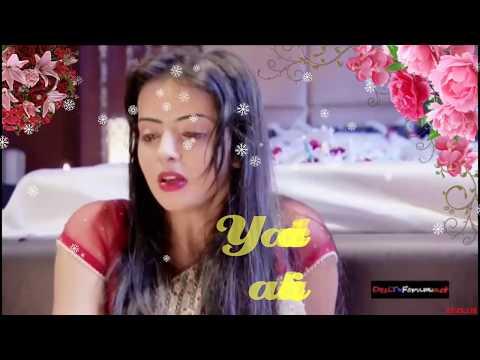 💔Yaad Teri Aati Hai Mujhe Tadpati Hai💔Heart broken And Sad Song Status.