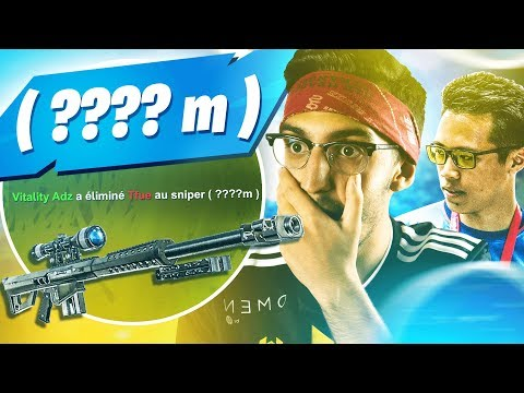 MA PLUS LONGUE BALLE DE SNIPER ! ►TOP1 30KILLS ft.KINSTAAR !?
