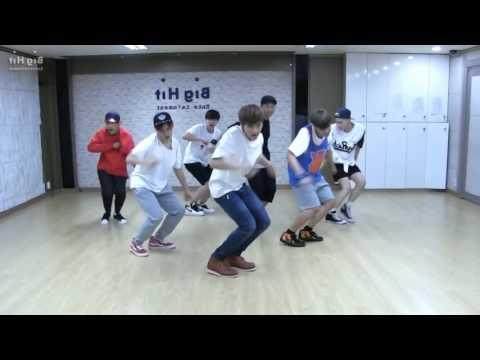 Màn nhảy gây nghiện của nhóm nhạc BTS ( DOPE )