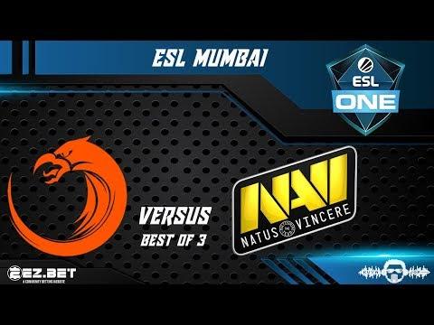 TNC Predator vs Navi   ESL Mumbai   Group Stage   Best of 3   Group A