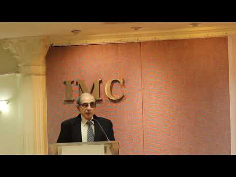 Principal Dr. T. K. Tope Memorial Lecture 2018 (Government Law College)