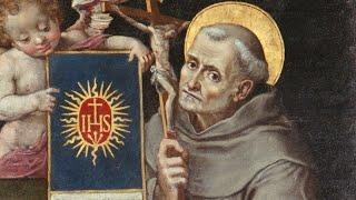 Biografía de San Bernardino de Siena