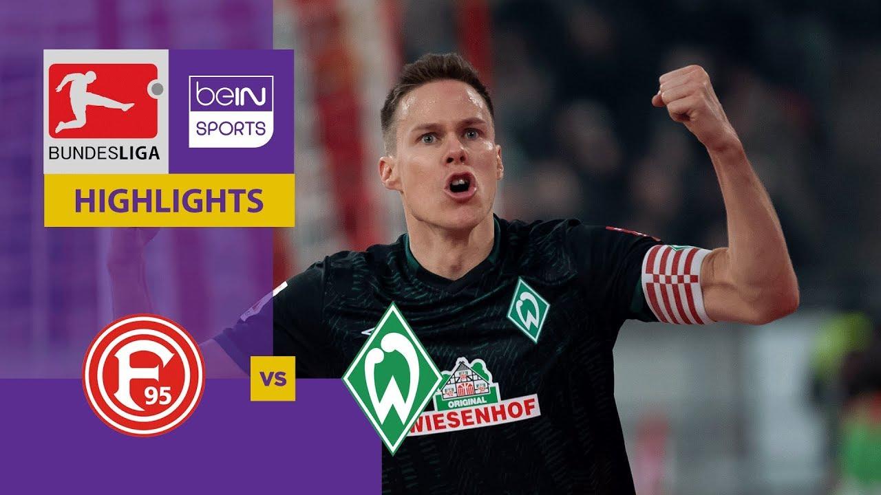 Werder Bremen Fortuna DГјsseldorf