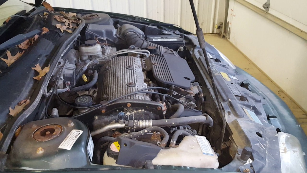 bj1222 2000 chevy cavalier z24 2 4l engine [ 1280 x 720 Pixel ]