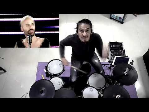 Matteo - Panama (Electric Drum cover by Neung)