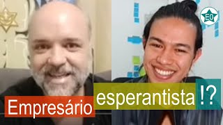 O Esperanto precisa de empresários? Conversa com Cebolinha Cepeto | Esperanto do ZERO!