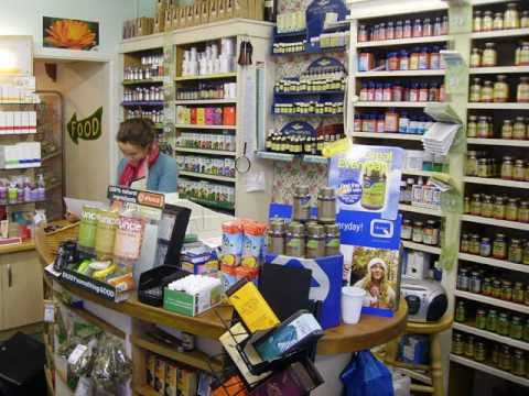 The Good Earth - Health Food Stores -- Kilkenny City, Irelan