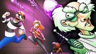 ВОРИШКА БОБ и БЕСПОЛЕЗНЫЙ КОСТЮМ ПИРАТА Детский Летсплей по мульт игре Robbery Bob 2