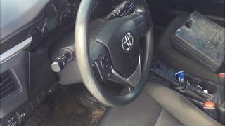 видео Тюнинг салона Тойота Королла: перетяжка, подогрев сидений