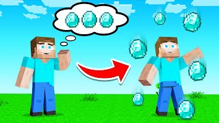 HOW TO GET What You WANT In Minecraft!