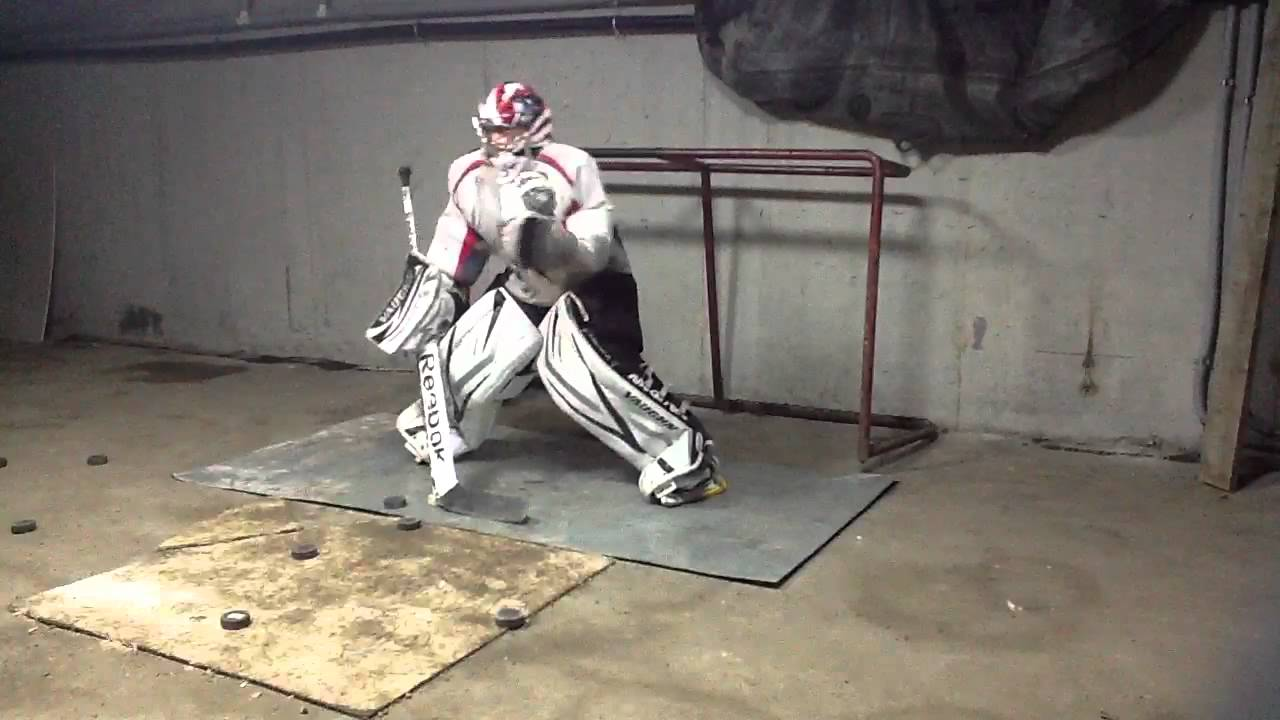 Вратарская хоккейная форма своими руками