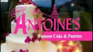 Antoine's Famous Cakes Commercial