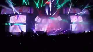 Skrillex @ Ultra 2015 | All I Ask Of You / Recess