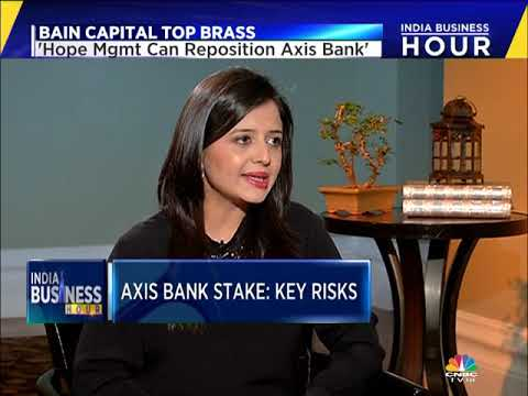 Bain Capital Top Brass Say Amitabh Chaudhry Can Take Axis Bank To The Next  Level