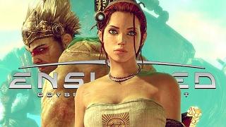 PIERWSZE WRAŻENIA - Zagrajmy w: Enslaved Odyssey to the West (Gameplay PL / Let