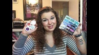 Video Why I'm Not Buying It: Urban Decay Heavy Metal Palette and Fenty Beauty Galaxy Palette download MP3, 3GP, MP4, WEBM, AVI, FLV Oktober 2018