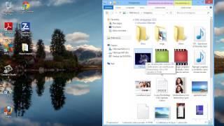 Windows 8 Tips Trucos Secretos  - 81 Usar los Comandos Copiar Aquí, Mover aquí, Acceso Directo Aquí