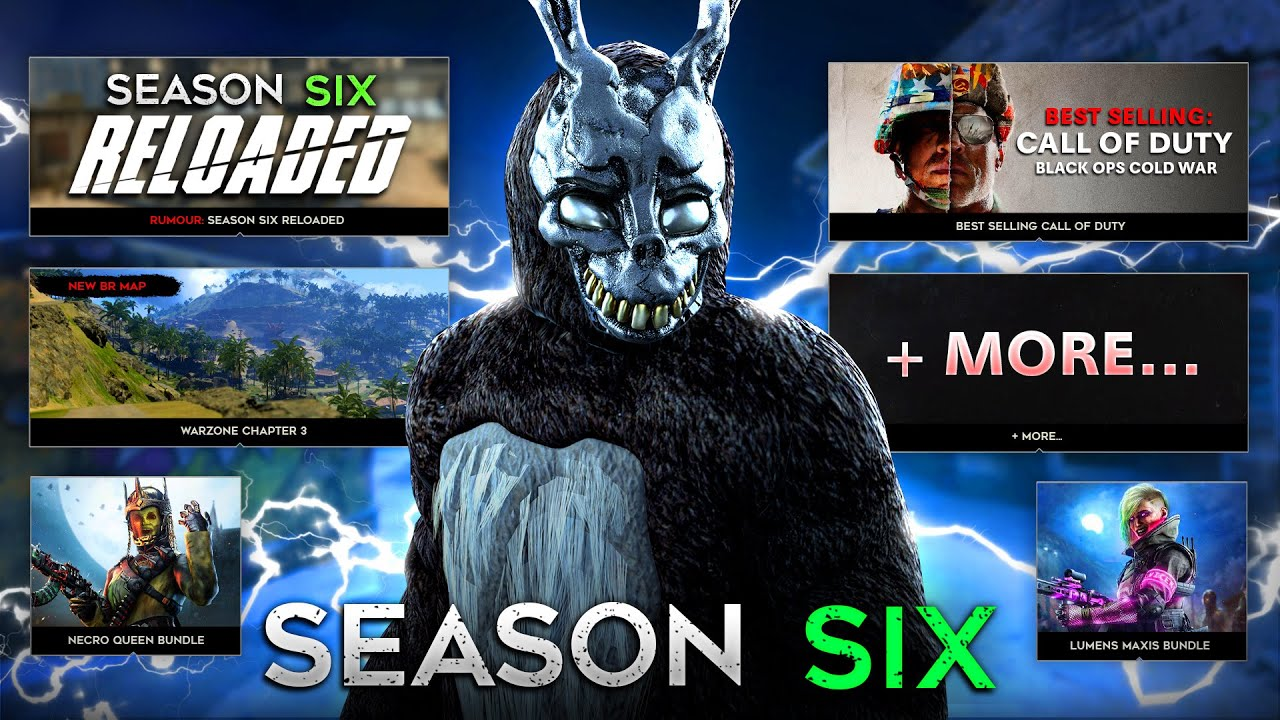 Download The NEXT Cold War DLC Packs + NEW Update Live!   Possible Proof Of Season 6 Reloaded & More Bundles?