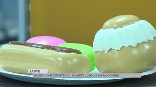 Santé : faîtes-vous dépister du diabète jusqu'à fin novembre