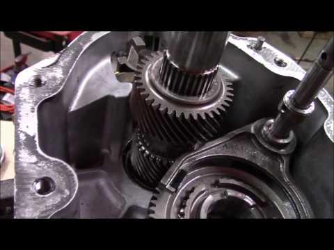 C5 Corvette T56 Transmission Disassembly