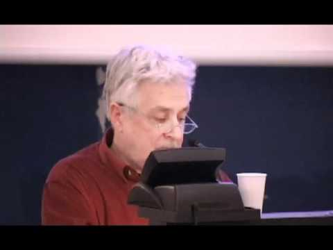 Henryk Broder EUROPE AND THE ISLAM at Maastricht University