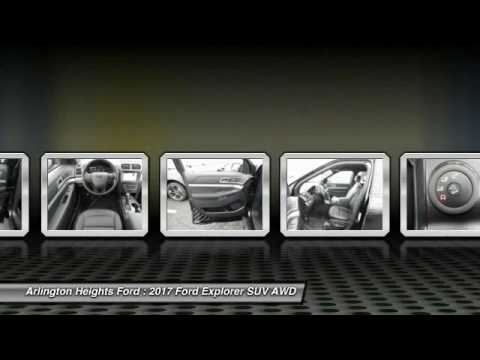 2017 Ford Explorer Arlington Heights IL 0S171892