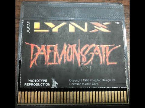 Daemonsgate I: Donovan's Key prototype gameplay footage  