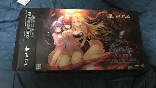 Nights of Azure 2: Bride of the New Moon   Premium Edition Unboxing [PS4, 4K UHD]