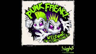Punk Freakz - To the Brain (Radio Edit)