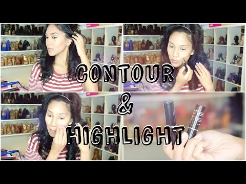 HOW I: Subtle Cream Contour and Highlight | ALHSANDER thumbnail