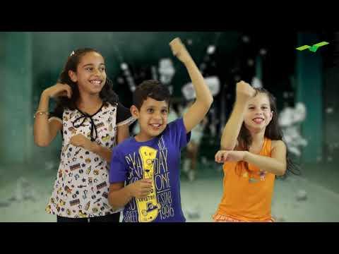 Sanile Vitoria, Samara Larissa e Luan Guilherme