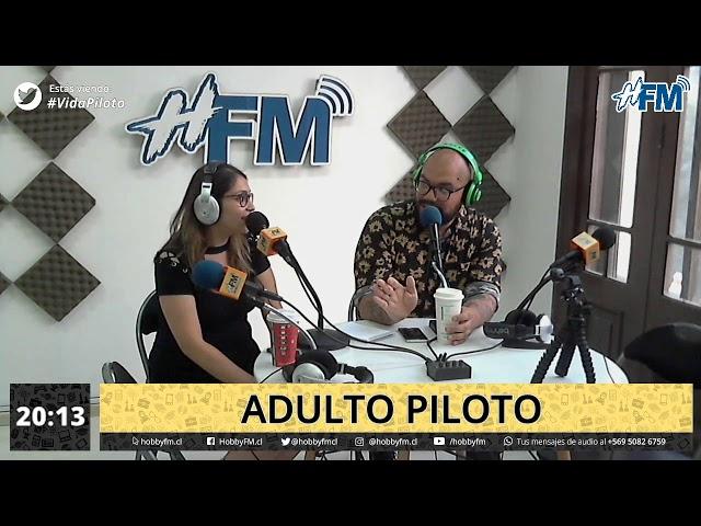 Vida Piloto / adulto piloto - 15 de enero 2020
